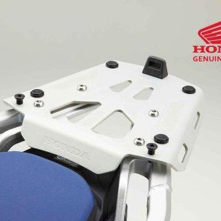 Maleta Honda para Africa Twin, codificada con la llave de la moto. Preguntas al DM.