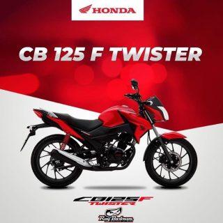 Llegaron por fin, CB125 Twister entrega inmediata. Cómprala online en www.ruybarbosa.cl y recibe en tu casa.