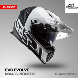 Te invitamos a conocer la nueva línea MX436 de LS2, disponible en tienda y en www.ruybarbosa.cl