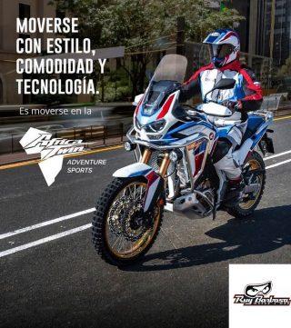 CRF1100 Africa Twin Adventure Sport. Reserva la tuya.
